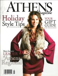 Athens Magazine 1